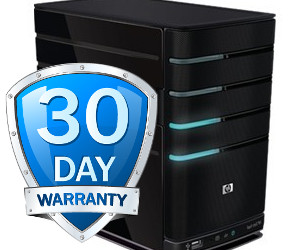 30 Day Warranty on Used IT Kit