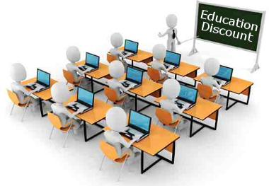 Education Discount