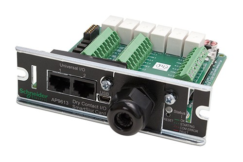 digital & analog I/O modules AP9613