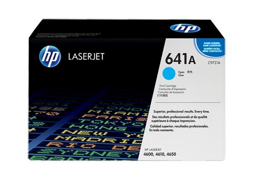 laser toner & cartridges C9721A
