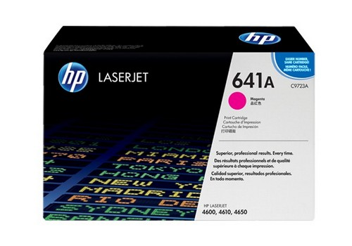 laser toner & cartridges C9723A