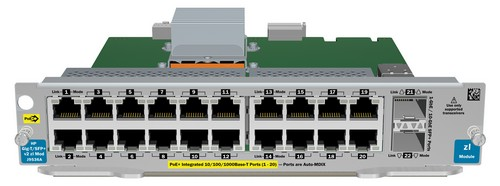network switch modules J9536AR